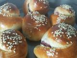 花样紫薯面包的做法[图]