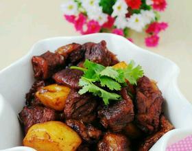 牛肉炖土豆[图]