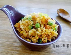培根蛋炒饭[图]