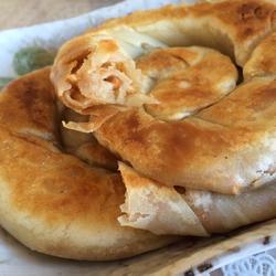 椒香花生酱饼的做法[图]