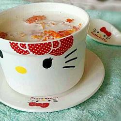 木瓜炖奶的做法[图]