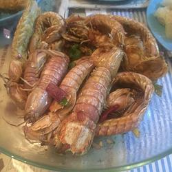 辣炒椒盐濑尿虾