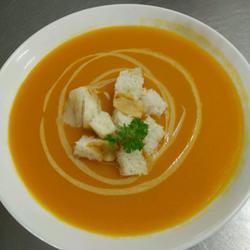 南瓜茸湯的做法[圖]