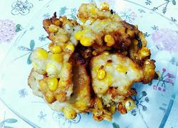 香酥玉米小饼