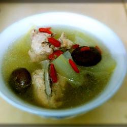 广东靓汤—冬瓜龙骨汤的做法[图]