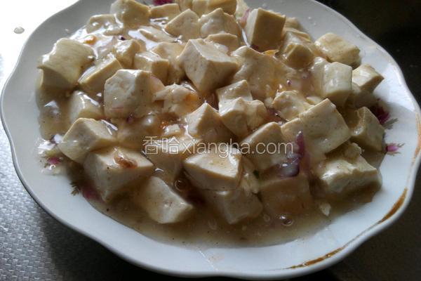 软溜豆腐(无需一滴油)