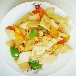 双椒土豆片的做法[图]