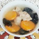 胡萝卜木耳排骨汤的做法[图]