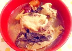 菜干猪骨老火汤
