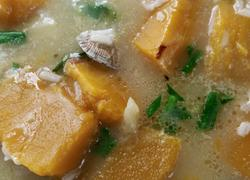 海鲜蔬菜粥