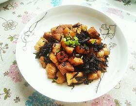梅干菜烧肉