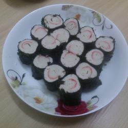 蟹柳紫菜卷
