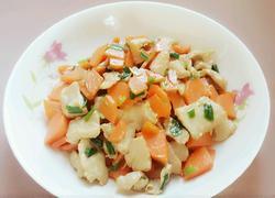 胡萝卜炒肉