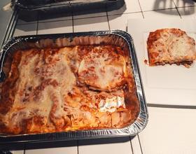 Lasagne意大利千层面