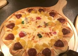 皇冠水果披萨