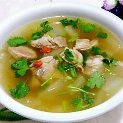 排骨冬瓜湯的做法[圖]
