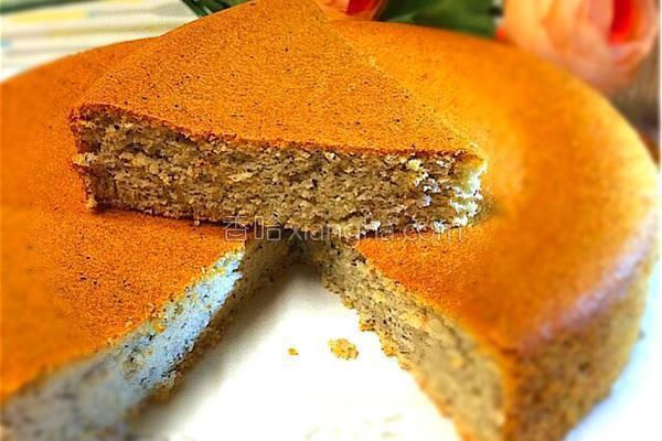 豆渣蛋糕的做法