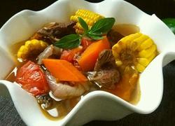 意大利蔬菜高汤