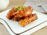 蒜香煎鸡翅的做法[图]