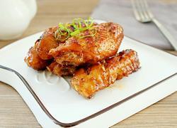 蒜香煎鸡翅