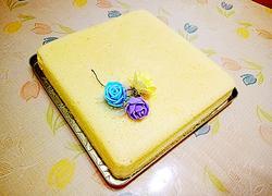 红枣酸奶蛋糕