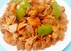 红烧猴头菇
