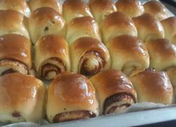 豆沙面包/葡萄干面包