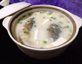 鱼头豆腐汤[图]