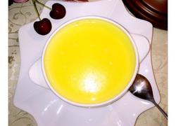 低脂玉米浓汤
