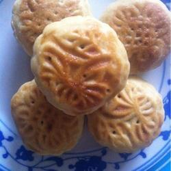 山西神池月饼