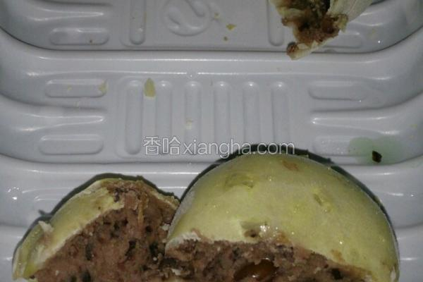 豆沙酥(与咸蛋豆沙酥)