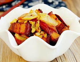 大白菜炖红烧肉[图]