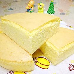 酸奶拜拜蛋糕
