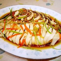 洋葱烩鱿鱼