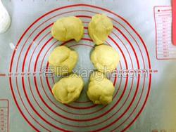 小麦胚芽热狗面包的做法图解6