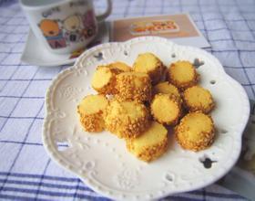 芝麻小西饼