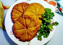 黄金果香糯米饼