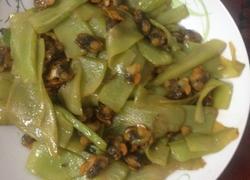 螺肉炒莴笋