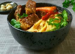台湾红烧牛肉面