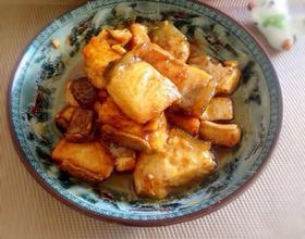 蚝油焖海甘鱼
