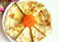 鸡蛋葱油饼
