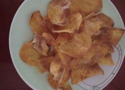烤箱红薯干