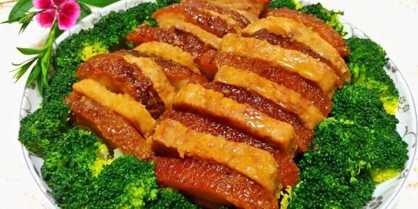 年夜饭主菜之:滋味十足
