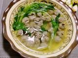 牛肉丸子汤的做法[图]