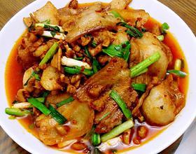 川味家常回锅肉
