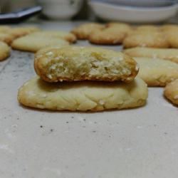白芝麻酥饼