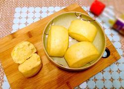 玉米奶香馒头
