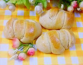 奶香红薯面包