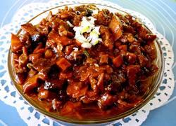 香菇牛肉酱