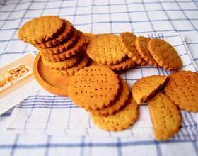 红糖全麦饼干[图]